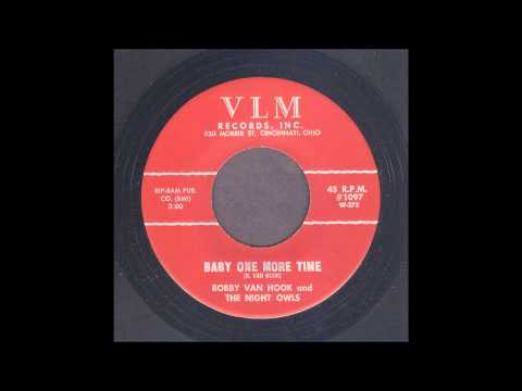 Bobby Van Hook – Baby One More Time – Blues 45