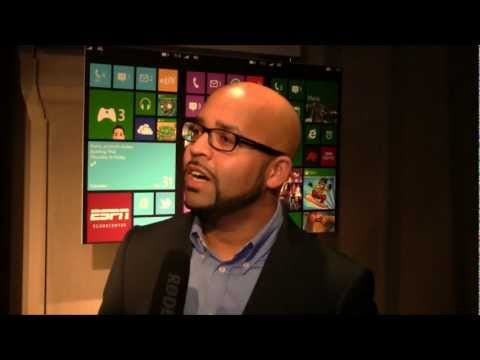 Interview mit Benjamin Lampe von Nokia zur Windows Phone 8 Premiere
