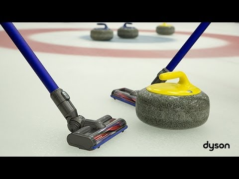 Dyson's Vision Of The Future Of Curling