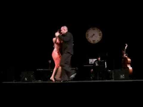 страсть аргентинского танго