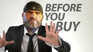 Gears 5 - Before You Buy
