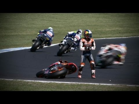motogp - With just weeks to go before the start of the 2013 MotoGP™ World Championship, we take a look back at what happened last season with some of the most spectac...