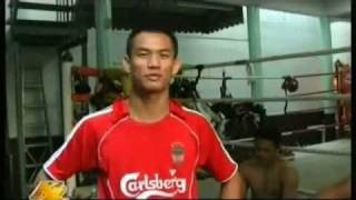 Chuwattna Thailand Report Of Fight Sport Channel.