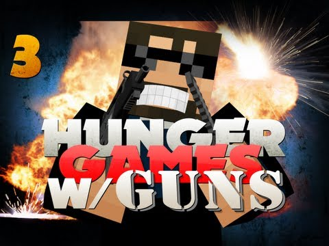 Guns - Want to play Hunger Games with Guns?? Server IP:mc-rl.com Watch as SSundee battles against 23 other people in HUNGER GAMES WITH GUNS!! WHO WILL BE THE LAST M...