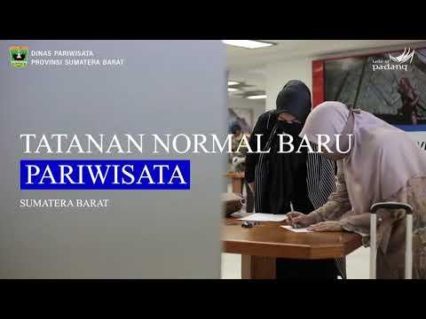 Tatanan Normal Baru Pariwisata Sumatera Barat