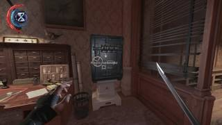 """Here's a very very short tutorial or guide on how to find the safe combination or safe 'password' for Vasco's Journal locked behind a large safe.You probably skipped a very important cutscene just like me and it seems the code is random every time, so just go to your mission journal/mission clues and see it there.Again, it's for the safe in Vasco's office to get Vasco's journal right after meeting Dr. Hypatia.Specs:Windows 10Asus GTX 1080 StrixIntel i7-6700k (OC)16 GB DDR4 RAMMisc:Sennheiser PC 363D (I use this mic, so if you want a mic test, I guess this video is your answer)Logitech G502Corsair K95Recording software:Nvidia Shadowplay (Geforce Experience)What The Hell is This Channel?Well, I am sick and tired of tutorials on Youtube that give you nothing but bulls@it. They are waaay too slow and waste your time. I do not want subscribers, since I only put up content when I stumple past stuff and it differs from many things, from gaming to editing to making a sandwich... So I make fast and easy """"How To"""" videos.Extra Tags: F%&k people who do this.ID: dsj384nshdveu829LLLdhdja122"""