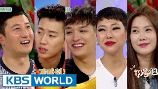 Video Hello Counselor - Simon D., Park Jaebeom, Cheetah, Lee Hun & Kim Hyunjung (2015.08.17) MP3, 3GP, MP4, WEBM, AVI, FLV Juni 2018