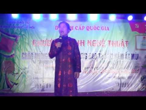 hài Vượng Râu Trà My - Lễ Hội Làng Đạo Tú 11-3-2015