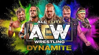 AEW Dynamite Stars You Need to Know About by Comicbook.com
