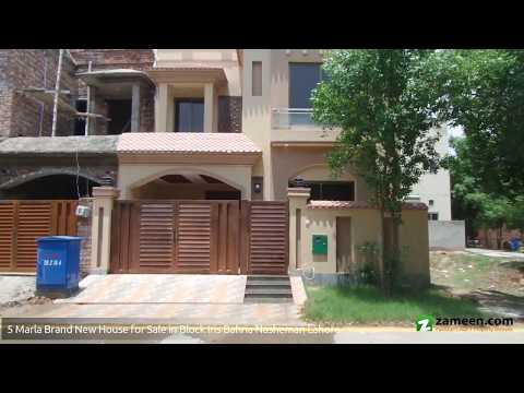 Video 5 MARLA BRAND NEW HOUSE IS AVAILABLE FOR SALE IN BAHRIA NASHEMAN LAHORE download in MP3, 3GP, MP4, WEBM, AVI, FLV January 2017