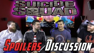 Video Suicide Squad Spoilers Discussion MP3, 3GP, MP4, WEBM, AVI, FLV Juni 2018