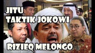 Video Taktik Jitu Jokowi di Hari Tenang, Lawan Ternganga, Rizieq Melongo MP3, 3GP, MP4, WEBM, AVI, FLV September 2019