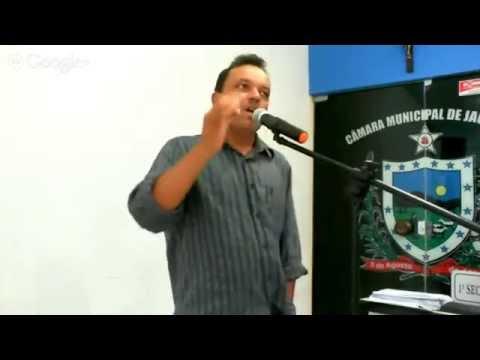 2ª parte da sessão realizada em 27.03.2015 da Câmara M. de Jacaraú