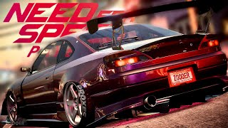 GARAGE MAK Nissan Silvia S15 Tuning - Need for Speed Payback