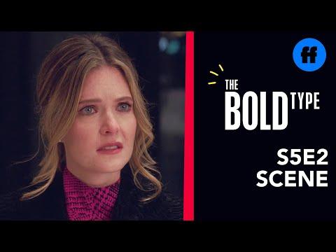 The Bold Type Season 5, Episode 2 | Richard Wants A Divorce | Freeform