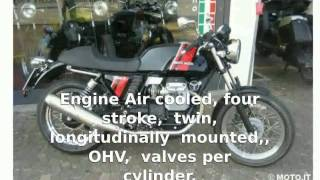 7. techracers - Moto Guzzi V 7 Café Classic Specification and Review