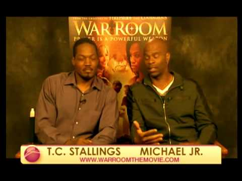 Interview With T.C. Stalling And Michael Jr. | War Room | 08/28/2015