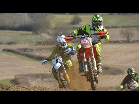 motocross: 125cc vs 450cc. gareggiamo!