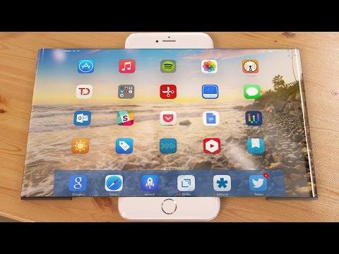 iPhone 8 - Widescreen