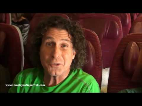 Nepal Trekking Trip - Canadian Group Arrival 2015