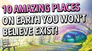 Check out the 10 Most Amazing Places On Earth You Won't Believe Exist! Love funny, interesting and entertaining videos? Subscribe to Fantastic Facts to laugh...