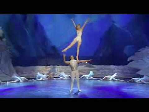Incredible Swan Lake ballet
