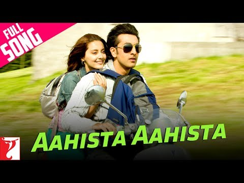 Aahista Aahista - Full Song   Bachna Ae Haseeno   Ranbir Kapoor   Minissha Lamba