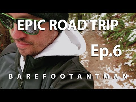 One final hike before I fly back home - Epic Van Camping Road Trip Ep. 6