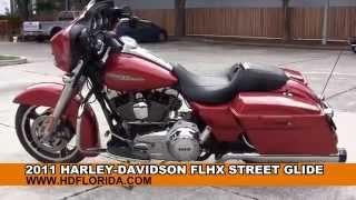 10. Used 2011 Harley Davidson Street Glide for sale - HD sound