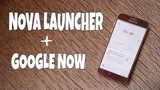"""Link para download Google Company apk: https://goo.gl/0mEf7RLink para Nova Launcher Beta: https://goo.gl/2pDnPQNova Launcher é um dos aplicativos que alteram a aparência do Android mais utilizados no mundo. Os desenvolvedores por trás do  Nova Launcher finalmente integraram ele ao Google Now, recurso exclusivo de smartphones com Android puro ou os Pixel e Pixel XL. Agora, com o Nova, qualquer celular poderá utilizar a novidade. Ainda não está tão fluido como os originais, mas a iniciativa é boa e já está funcionando com todos os recursos.Para utilizar o painel Google Now, é necessário carregar um """".apk"""" paralelo (link acima) e depois instalar a versão beta do aplicativo.Que tal seguir esse canal? Você não vai se arrepender.https://goo.gl/0OfhekNão esqueça de habilitar o """"sininho"""" para ser avisado de novos vídeosPortal Tekimobile.com - http://www.tekimobile.comINSTAGRAM - https://www.instagram.com/andre_tekimobileFACEBOOK - http://www.fb.com/blogtekimobileTWITTER - http://twitter.com/tekimobileCaso tenha interesse em divulgar sua marcar ou produto, envie produtos interessantes para review. Envie um e-mail para andre@tekimobile.com para mais detalhesSe você realmente gostou do vídeo, vale MUITO a pena se inscrever no canal para receber novos vídeos sobre smartphones e tecnologia.Abraços!"""
