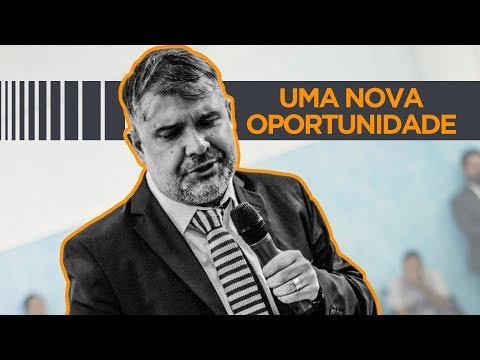 Ap Rodrigo Salgado 2018 I Tema: Uma Nova Oportunid