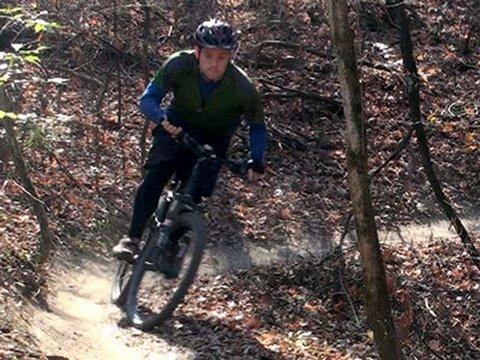 Alum Creek P1 Mountain Bike Trail Review HD