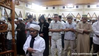 Video Syekh Rasyid Imam Shalat Tarawih 2017 TERBARU ( Anak kecil Imam Sholat  ) MP3, 3GP, MP4, WEBM, AVI, FLV Agustus 2018