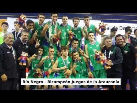El gran año del deporte en Rio Negro