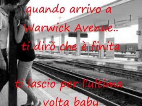Duffy Warwich Avenue . Traduzione Italiana