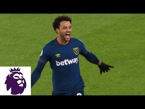 Video: West Ham's Felipe Anderson unleashes a rocket to tie it v. Southampton | Premier League | NBC Sports