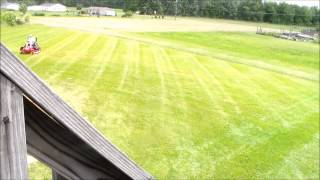 "1. Simplicity Citation XT 61"" Zero Turn Mower Review & Mowing"