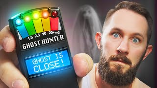 Video 10 Products to Help You Find a GHOST Haunting You! MP3, 3GP, MP4, WEBM, AVI, FLV Februari 2019