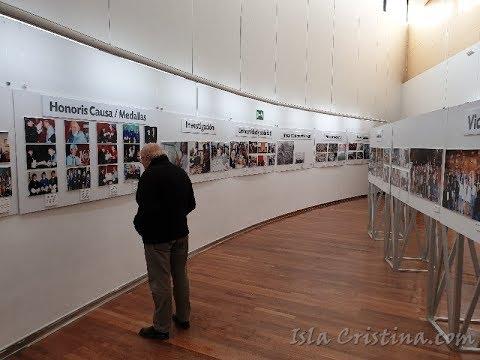Inauguración Exp. Itinerante 25 Aniversario Universidad de Huelva