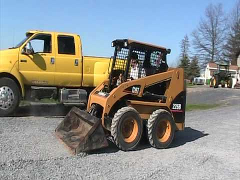 Skid Steer & Attachments Video Image