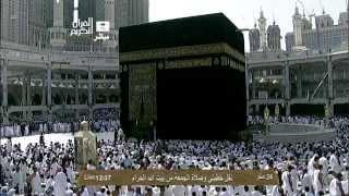 خطبة الجمعة - الشيخ سعود الشريم - المسجد الحرام - الجمعة 24 صفر 1435