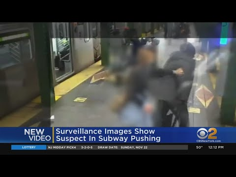 Another Subway Push Caught On Video At Brooklyn Station