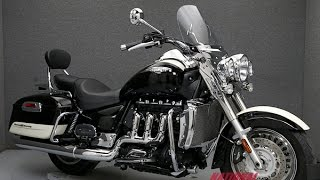 10. 2013  TRIUMPH  ROCKET III TOURING   - National Powersports Distributors