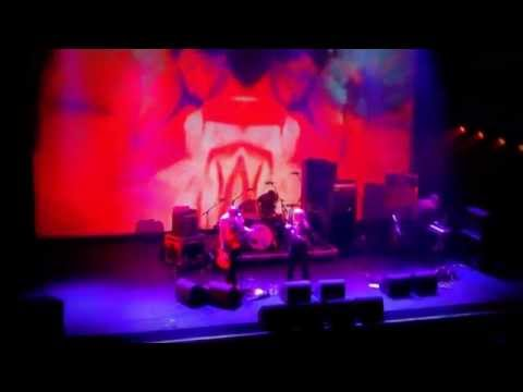 Floating into the night, away from Planet #Roadburn, with The Heads live @Roadburnfest [video]