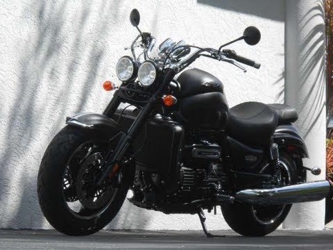 All New 2014 Triumph Rocket III Roadster Ride & Walkaround Video Gulf Coast Motorcycles