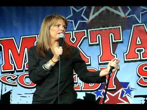 Mixtape Comedy Show - Lynne Koplitz, Part 1