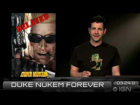 preview-Duke Nukem Forever Delay & Futurama Returns! - IGN Daily Fix, 3.24.11 (IGN)