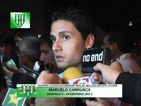 Entrevista a Marcelo Carrusca