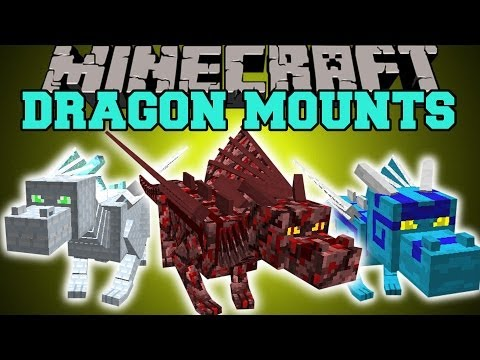 dragon - The Dragon Mounts Mod adds an epic variety of Dragons you can ride! Enjoy the video? Help me out and share it with your friends! Like my Facebook! http://www...
