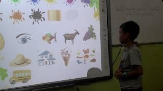 Nguyen Tran Gia Huy Thomas Class 1B